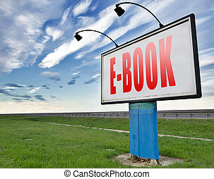 ebook or digital book