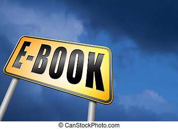 ebook or online digital book