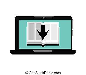 ebook, tecnología