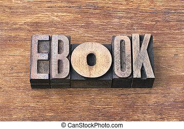 ebook word wood