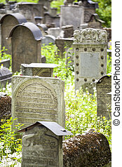 ebreo, cimitero