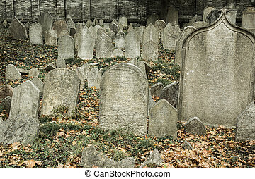 ebreo, praga, cimitero