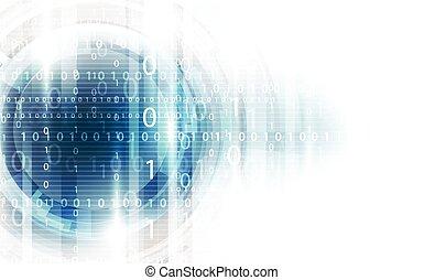 echnology, abstrakt, abbildung, hintergrund, vektor, digital