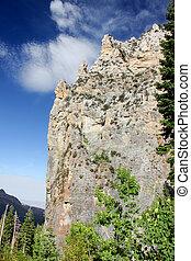 Echo Cliffs Mountain Nevada - The Echo Cliffs showcase a...