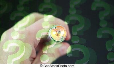 Ecig questions mixed media