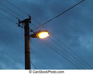 eclairage rues