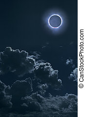 Eclipse - Total solar eclipse on august 11, 1999