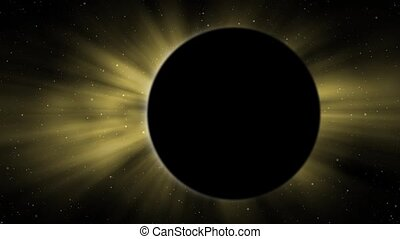 eclipse, visual effect