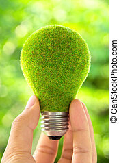 eco, λαμπτήρας φωτισμού , γενική ιδέα