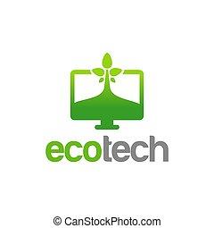 eco, πράσινο , τεχνολογία , διάταξη , φόρμα , ηλεκτρονικός υπολογιστής , ο ενσαρκώμενος λόγος του θεού