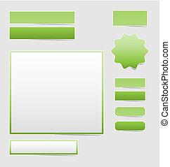 eco, πράσινο , φόρμα