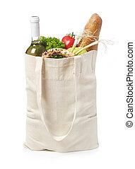 eco, τσάντα , λαχανικά , φιλικά , reusable