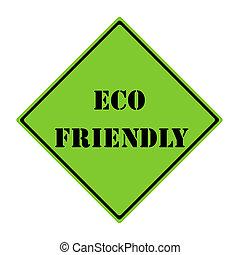 eco, φιλικά , σήμα