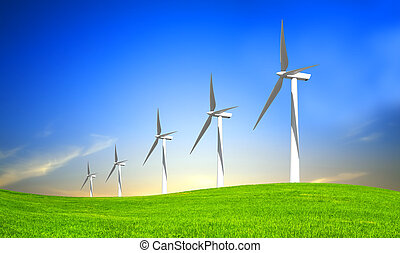 eco, אנרגיה
