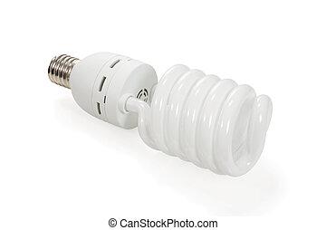 eco, エネルギー, セービング, ランプ