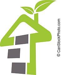 eco, 住宅建築