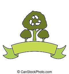 eco, 環境, 味方
