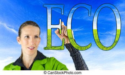eco, 签署