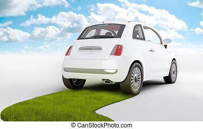 eco, 自動車