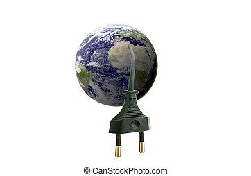 eco, aarde
