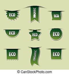 eco, banieren