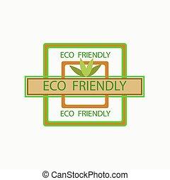 eco, barátságos
