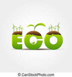 eco, begriff
