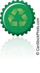 Eco bottle cap
