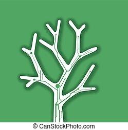 eco branch tree
