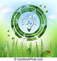 Eco bulb design