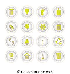 eco button bevel