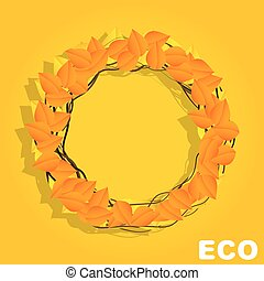 Eco Circle autumn