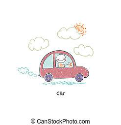 eco, coche