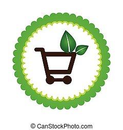 eco, compras, diseño