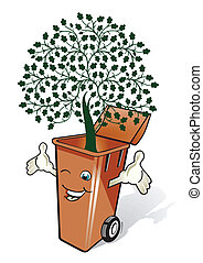 eco dustbin