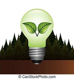 eco, energie