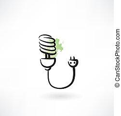 eco energy icon