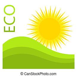 eco, etichetta