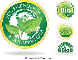 eco, etiketter