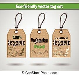 eco, etykiety, przyjacielski
