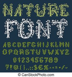 Eco font