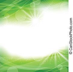 Eco friendly background - Illustration eco friendly ...