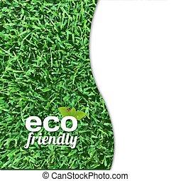 Eco Friendly Card
