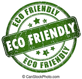 Eco friendly stamp