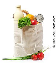Eco-friendly groceries bag