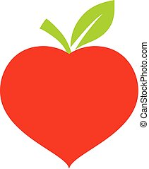 Eco friendly heart