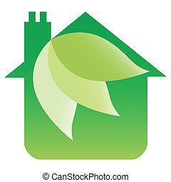 Eco friendly house design. - Eco friendly house design in...