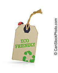 Eco friendly tag