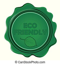 Eco Friendly wax seal