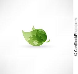 Eco Gear Icon